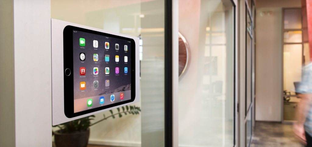 Commercial iPad installation in Vancouver