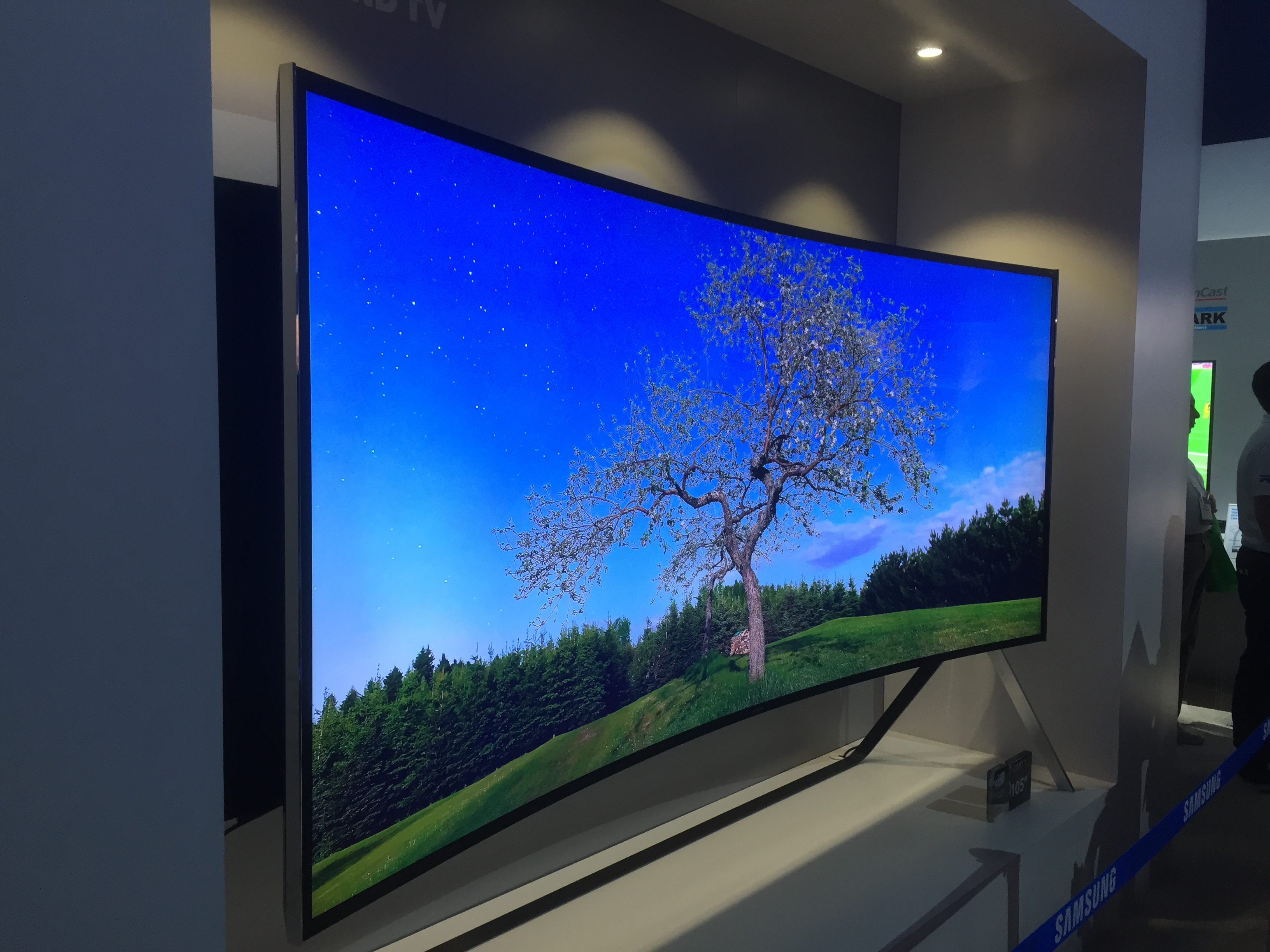 future display technology from ces 2015