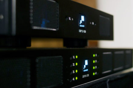 Sonance DSP Amplifiers with SONARC technology