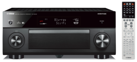 Yamaha's RX-A3040 Integrated Amplifier