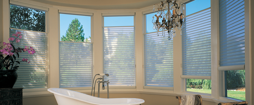Hunter Douglas Silhouette - Windowworks.ca