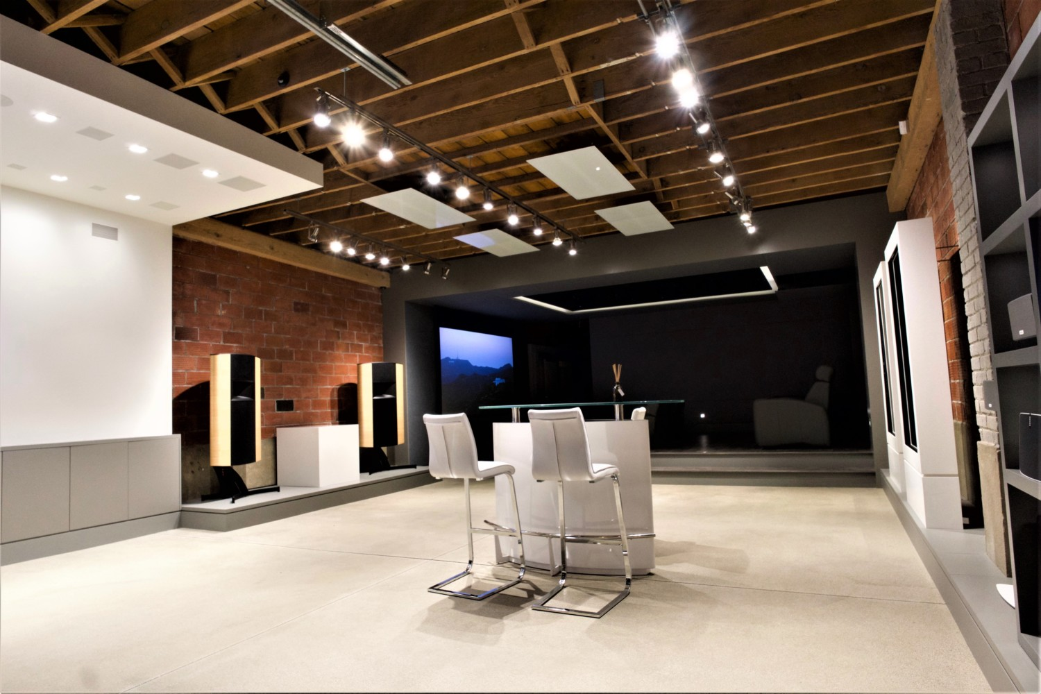 Pure Image's Showroom located in Vancouver